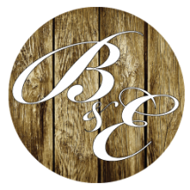 Emma's-Wedding-Logo---Wood-Circle
