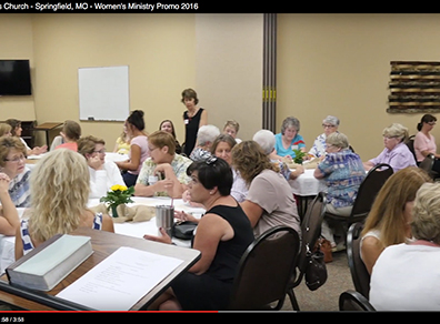 springs-church-womens-ministry-video