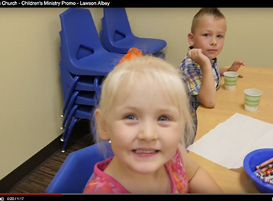 Springs-Church---Children's-Ministry-Video